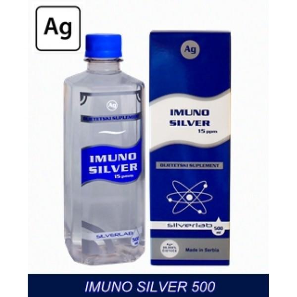 Imuno silver 500